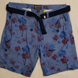 Men's American Rag floral shorts size 36 slim fit
